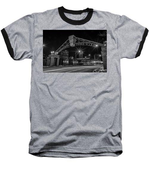 Mke Third Ward Baseball T-Shirt
