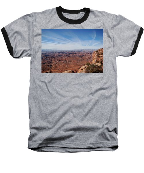 Moab  Baseball T-Shirt