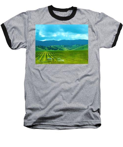 Mobile Transport Baseball T-Shirt