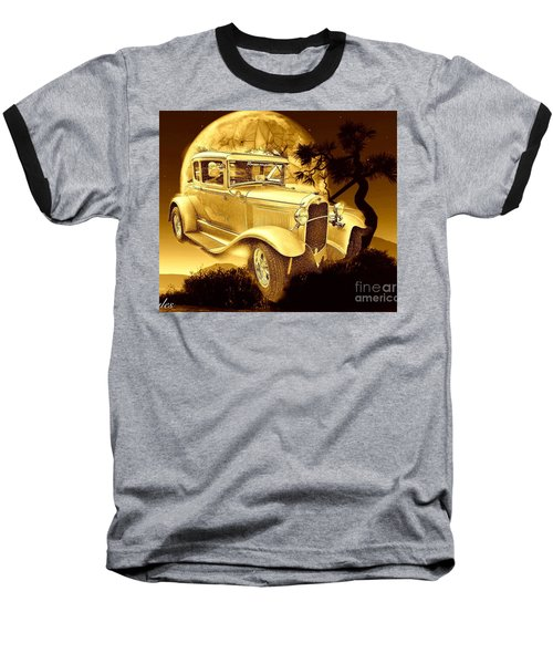 Model T Fantasy  Baseball T-Shirt
