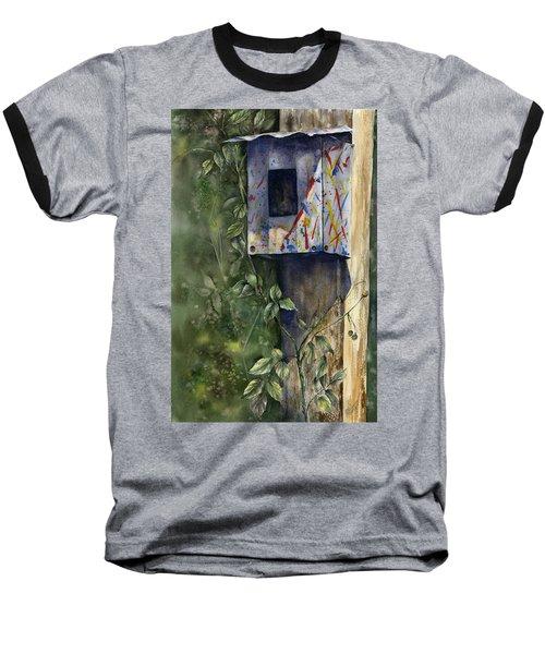 Modern Feathered Friends Baseball T-Shirt