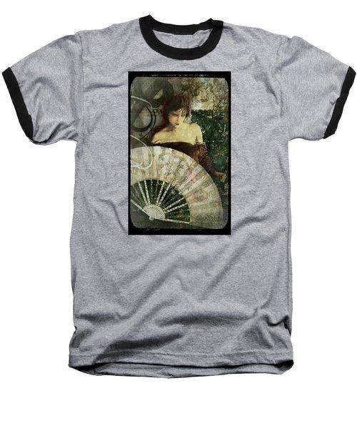 Modesty Baseball T-Shirt