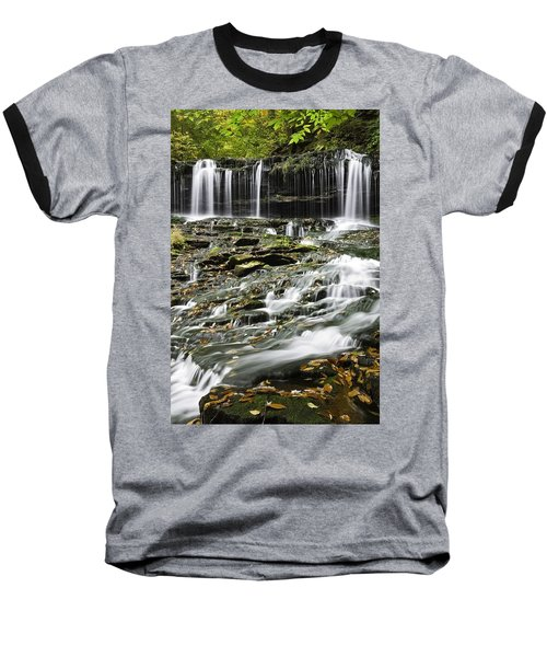 Mohawk Falls 2 Baseball T-Shirt