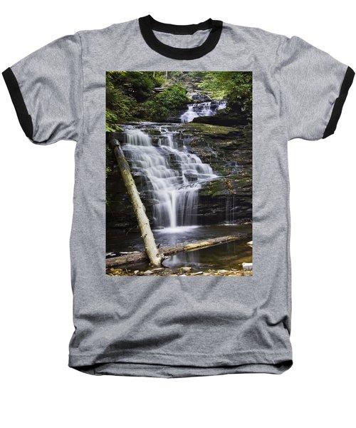 Mohican Falls Baseball T-Shirt