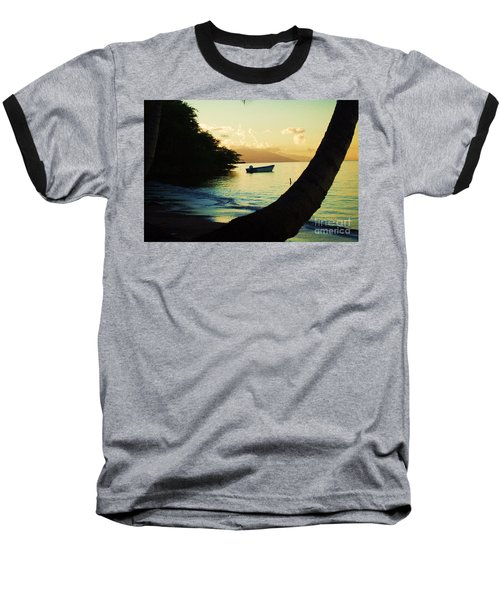 Molokai Beach Baseball T-Shirt