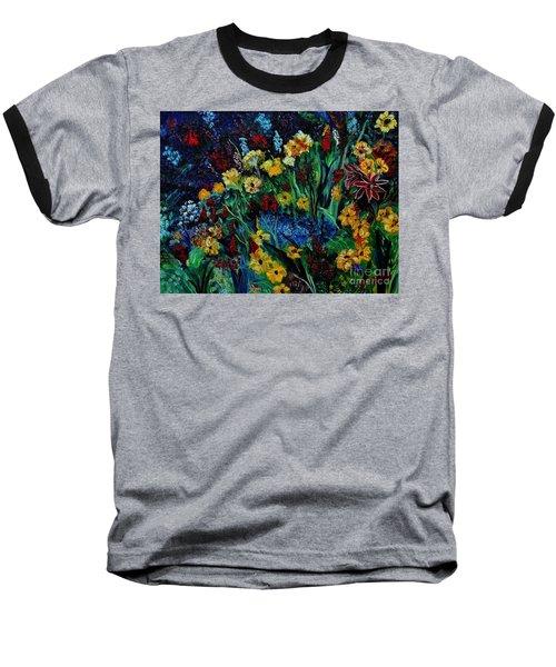 Moms Garden II Baseball T-Shirt