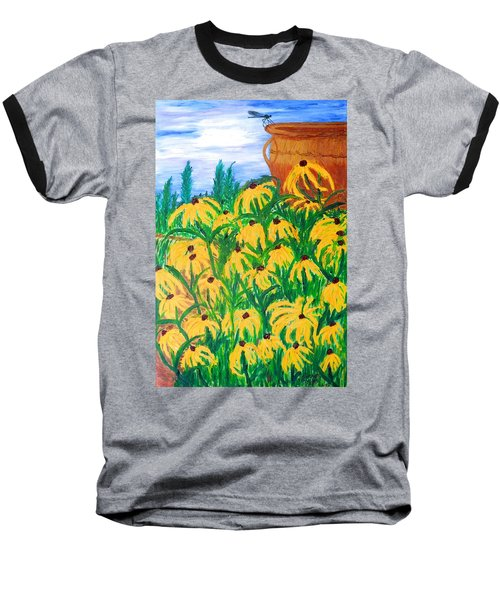 Moms Garden Baseball T-Shirt