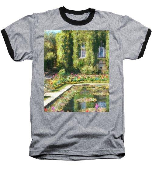 Monet Hommage 1 Baseball T-Shirt
