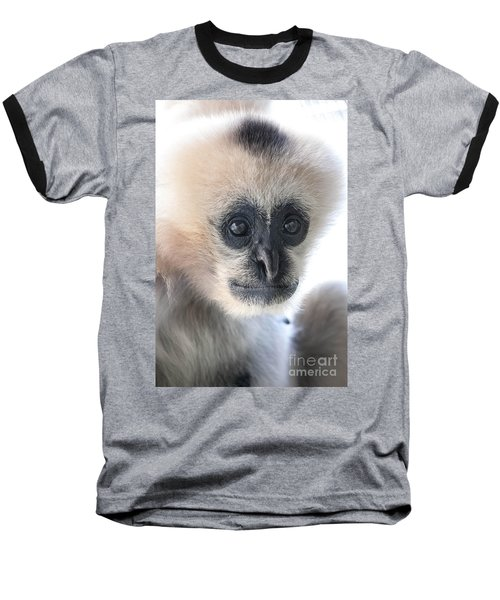 Monkey Face Baseball T-Shirt