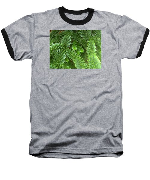Monkey Puzzle Baseball T-Shirt