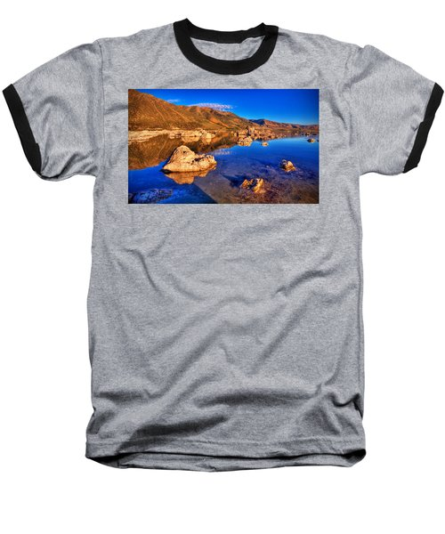 Mono Lake Baseball T-Shirt