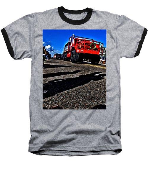 Monster Truck Baseball T-Shirt