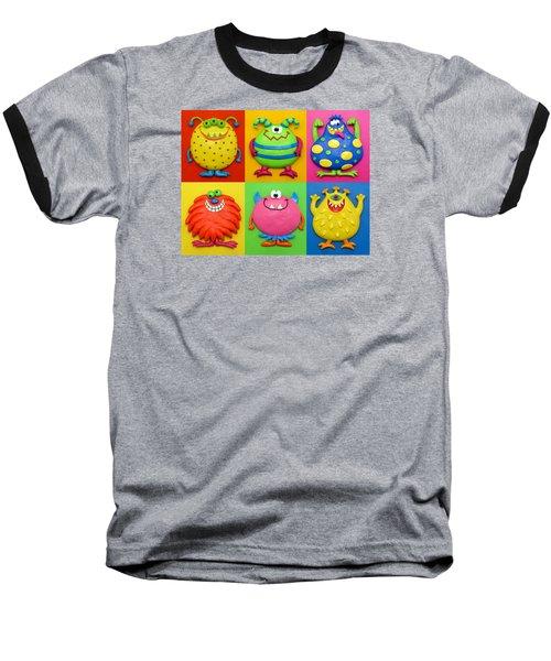 Monsters Baseball T-Shirt