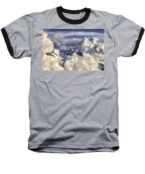 Mont Blanc Baseball T-Shirt