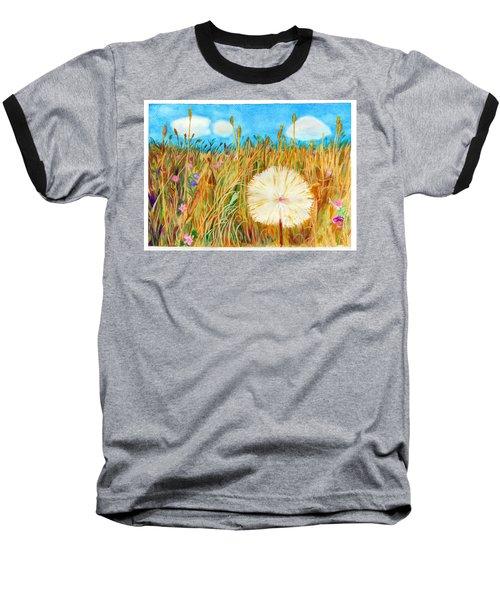 Montana Hike Baseball T-Shirt by C Sitton