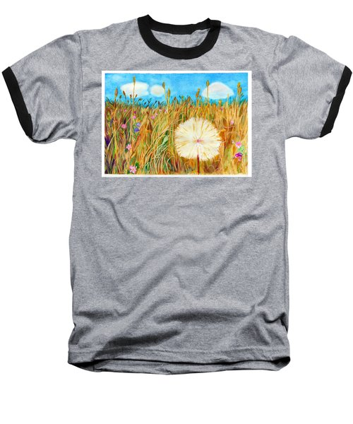Montana Hike Baseball T-Shirt