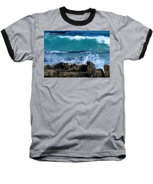Baseball T-Shirt featuring the photograph Monterey-3 by Dean Ferreira