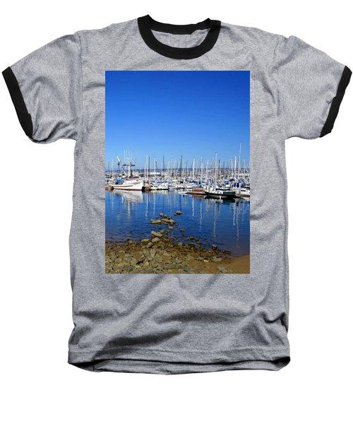 Baseball T-Shirt featuring the photograph Monterey-7 by Dean Ferreira