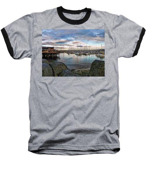 Monterey Marina California Baseball T-Shirt