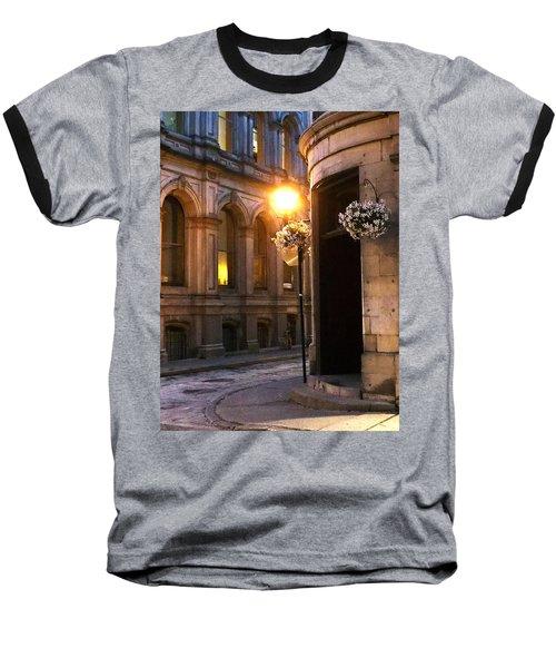 Montreal Night Baseball T-Shirt by Steve Archbold