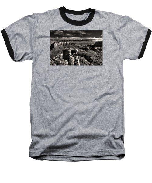 Monument Canyon Monolith Baseball T-Shirt