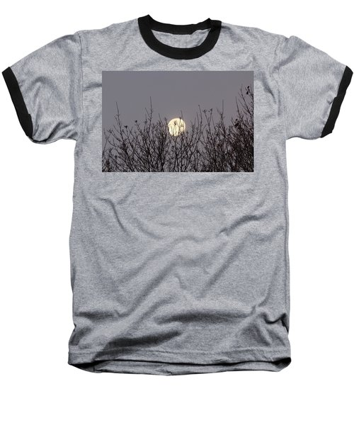 Moon Fall Baseball T-Shirt