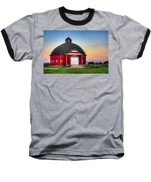 Moon Over Mulberry Baseball T-Shirt