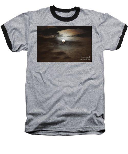 Moon Shine 2 Baseball T-Shirt