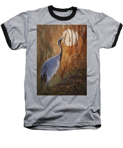 Moon Watch Baseball T-Shirt
