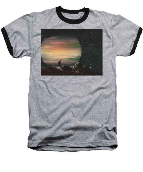 Moonhunter Baseball T-Shirt