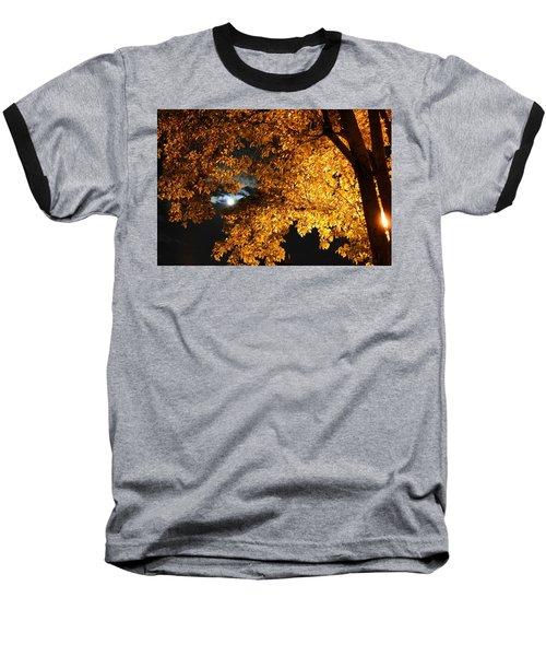 Moonlight Baseball T-Shirt by Dan Stone