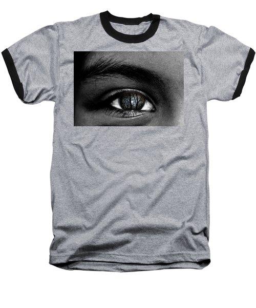 Moonlight In Your Eyes Baseball T-Shirt