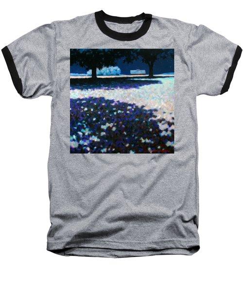 Moonlit Acres Baseball T-Shirt