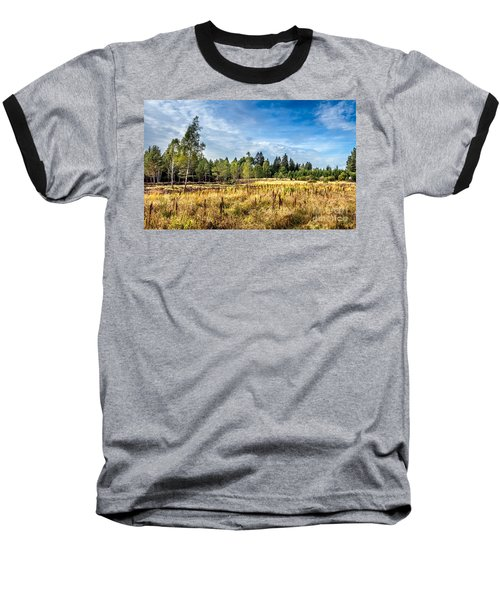 Wetlands In The Black Forest Baseball T-Shirt