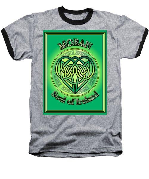 Moran Soul Of Ireland Baseball T-Shirt
