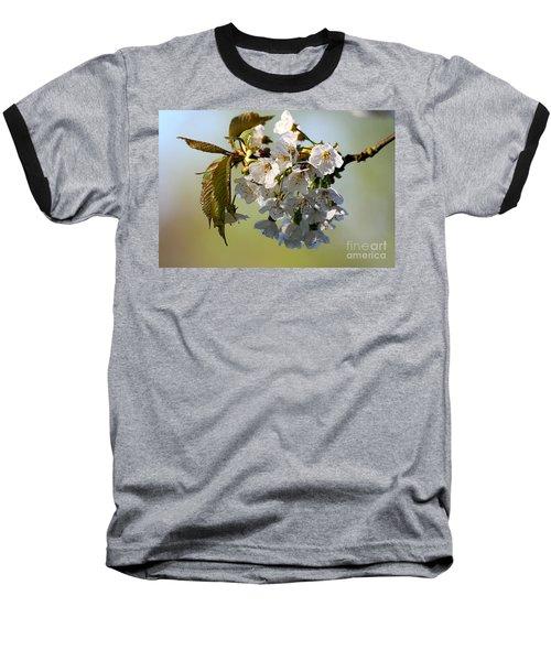 More Spring Flowers Baseball T-Shirt