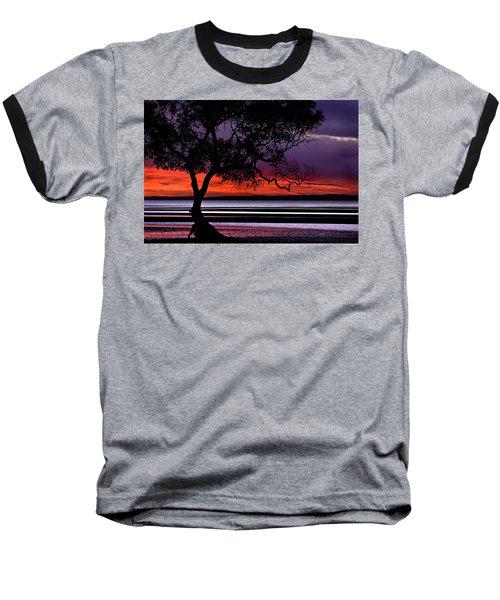 Moreton Bay View Baseball T-Shirt