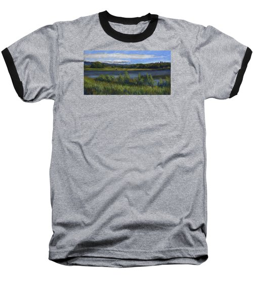 Morey Wildlife Park Baseball T-Shirt by Billie Colson