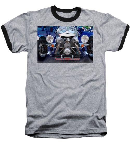 Morgan Aero Frontal Baseball T-Shirt