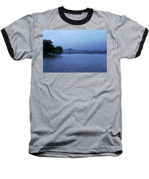 Morning Blues  Baseball T-Shirt