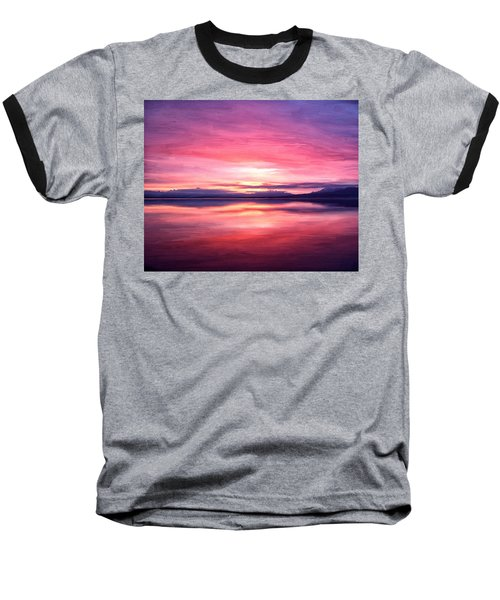 Morning Dawn Baseball T-Shirt