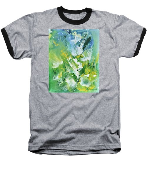 Morning Hillside Baseball T-Shirt by Craig T Burgwardt