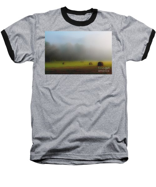 Morning In The Cove Baseball T-Shirt by Douglas Stucky