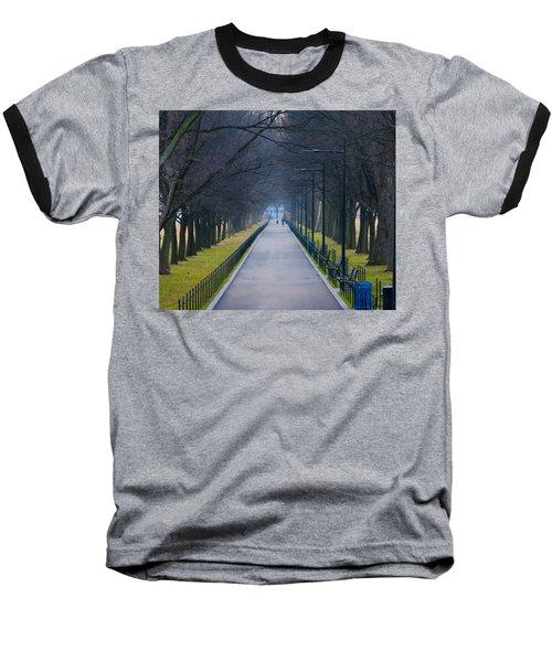 Morning In Washington D.c. Baseball T-Shirt