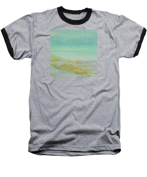 Morning Low Tide Baseball T-Shirt