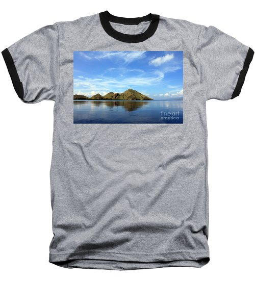 Baseball T-Shirt featuring the photograph Morning On Komodo by Sergey Lukashin