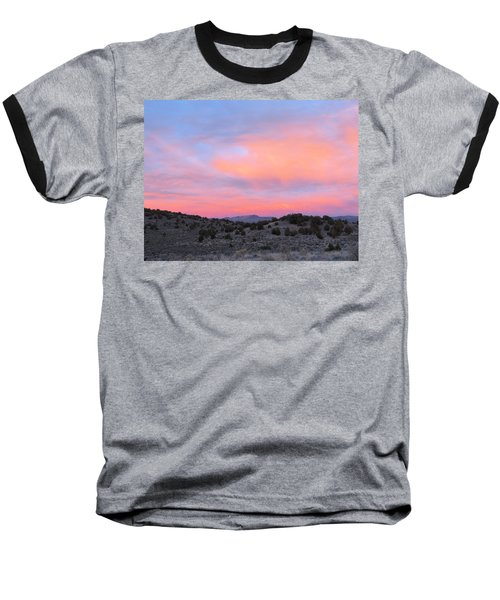 Morning Paints Baseball T-Shirt