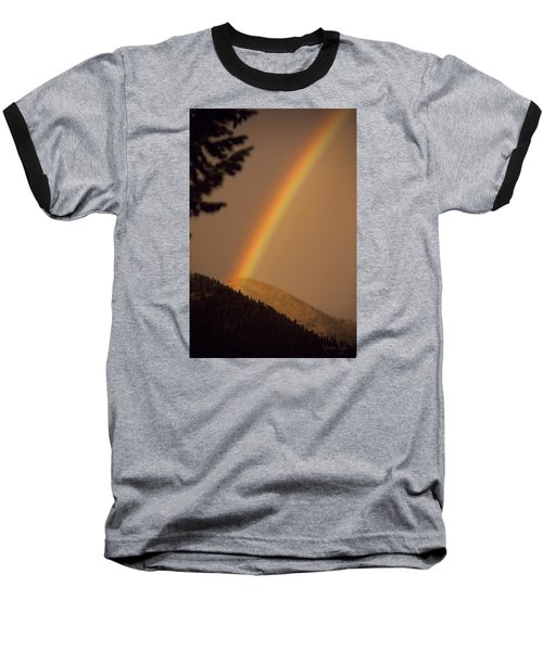 Morning Rainbow Baseball T-Shirt