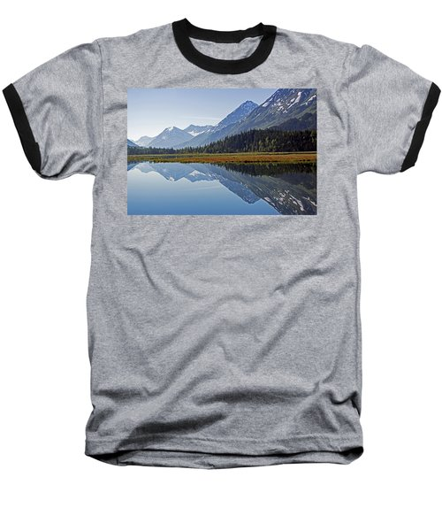 Morning Reflections Baseball T-Shirt