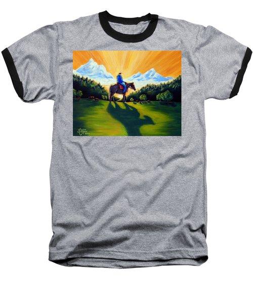 Morning Rounds Baseball T-Shirt